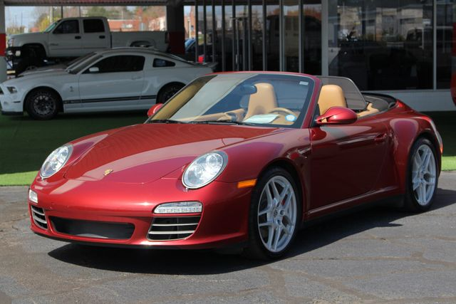 2009 Porsche 911 Carrera 4S AWD - NAV - HEATED/VENTILATED LEATHER! Mooresville , NC 27