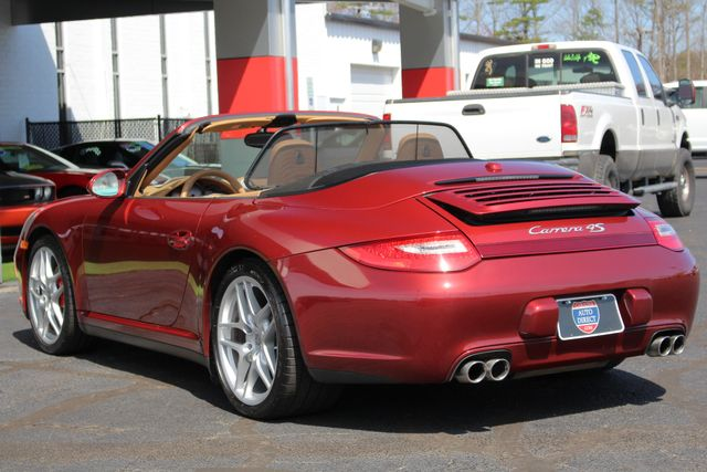 2009 Porsche 911 Carrera 4S AWD - NAV - HEATED/VENTILATED LEATHER! Mooresville , NC 29