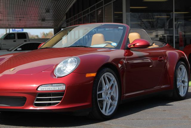 2009 Porsche 911 Carrera 4S AWD - NAV - HEATED/VENTILATED LEATHER! Mooresville , NC 33