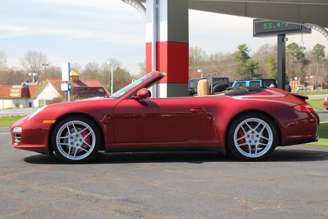 2009 Porsche 911 Carrera 4S AWD - NAV - HEATED/VENTILATED LEATHER! Mooresville , NC 18