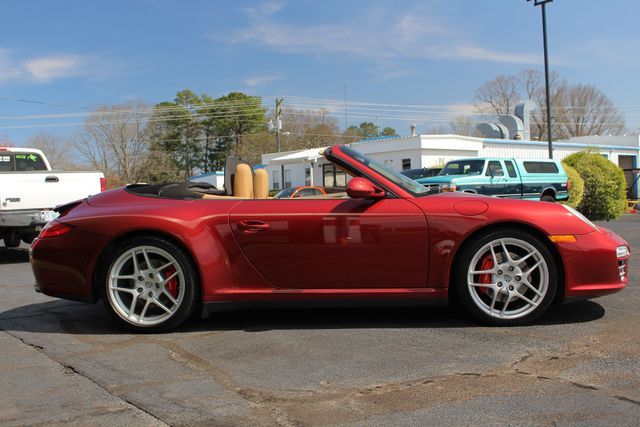2009 Porsche 911 Carrera 4S AWD - NAV - HEATED/VENTILATED LEATHER! Mooresville , NC 17