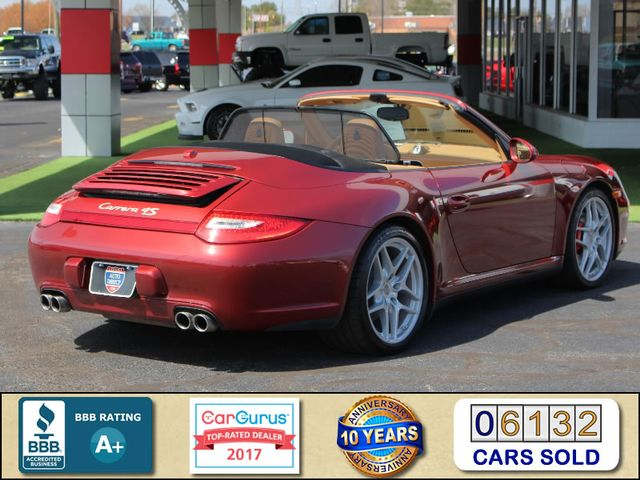 2009 Porsche 911 Carrera 4S AWD - NAV - HEATED/VENTILATED LEATHER! Mooresville , NC 2