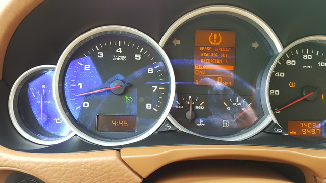 2009 Porsche Cayenne S Arlington, Texas 12