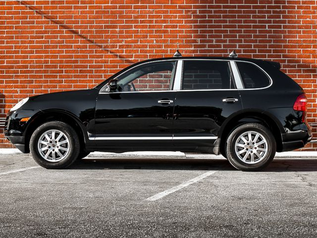 2009 Porsche Cayenne 6SP MANUAL Burbank, CA 4