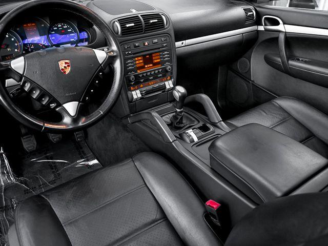 2009 Porsche Cayenne 6SP MANUAL Burbank, CA 9