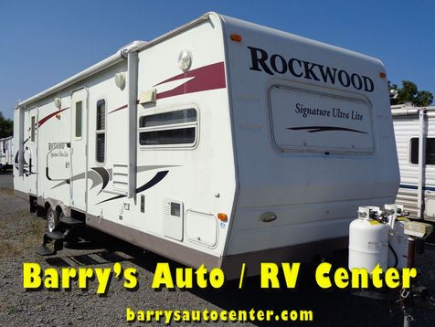 2009 Rockwood Signature Ultra Lite 8315BSS in Brockport