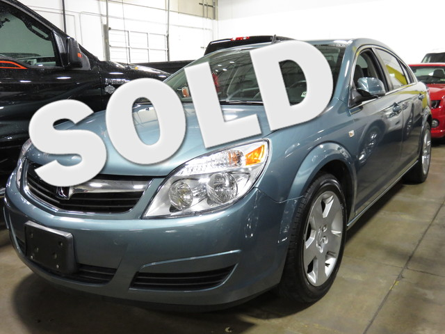 2009 Saturn Aura XE  VIN 1G8ZS57B29F159743 80k miles  AMFM CD Player Anti-Theft AC Cruise