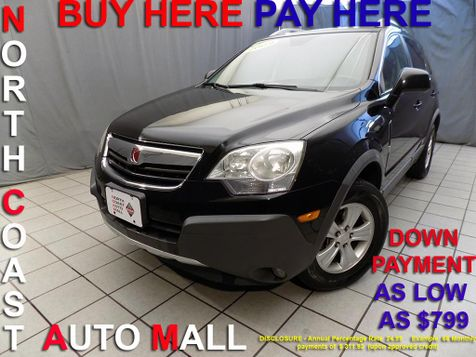 2009 Saturn VUE XE As low as $799 DOWN in Cleveland, Ohio