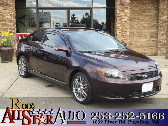 2009 Scion TC This vehicle is a CarFax certified one-owner used car Pre-owned vehicles can be a s