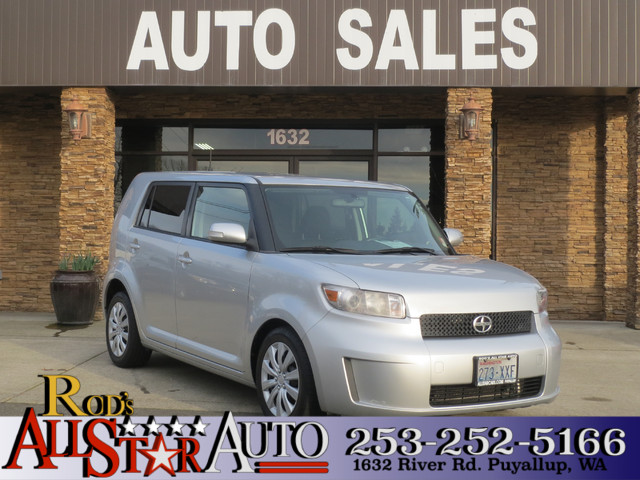 2009 Scion xB The CARFAX Buy Back Guarantee that comes with this vehicle means that you can buy wi