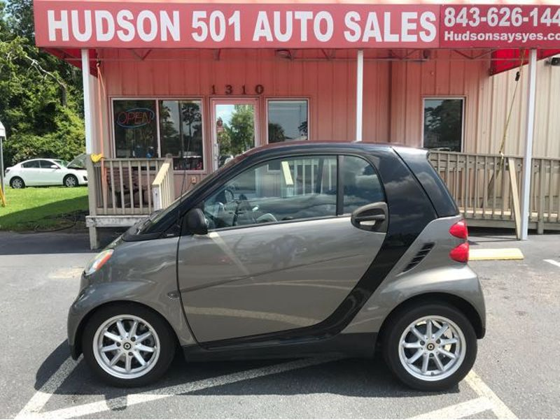 2009 Smart fortwo Pure   Myrtle Beach, South Carolina   Hudson Auto Sales in Myrtle Beach South Carolina