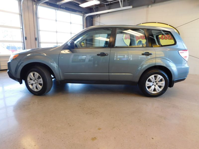 2009 Subaru Forester X  city TN  Doug Justus Auto Center Inc  in Airport Motor Mile ( Metro Knoxville ), TN