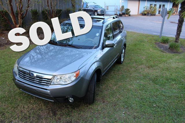 2009 Subaru Forester X Limited | Charleston, SC | Charleston Auto Sales in Charleston SC