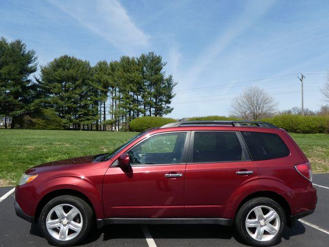 2009 Subaru Forester X w/Premium Pkg Leesburg, Virginia 4