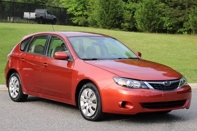 2009 Subaru Impreza i Mooresville, North Carolina 0