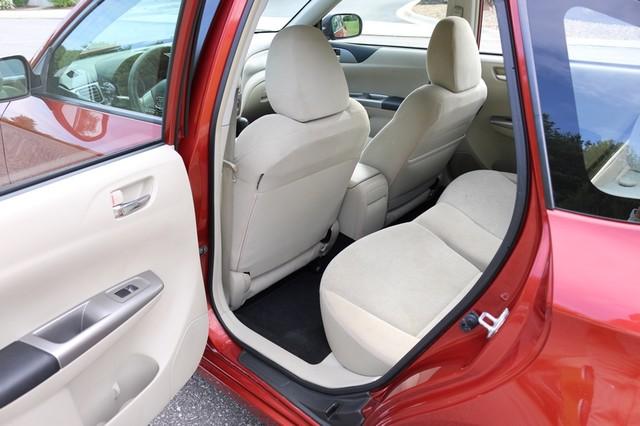 2009 Subaru Impreza i Mooresville, North Carolina 11