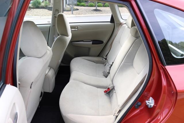 2009 Subaru Impreza i Mooresville, North Carolina 12