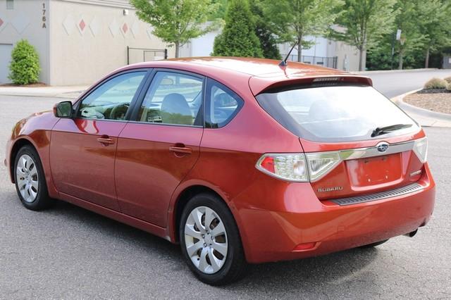 2009 Subaru Impreza i Mooresville, North Carolina 3