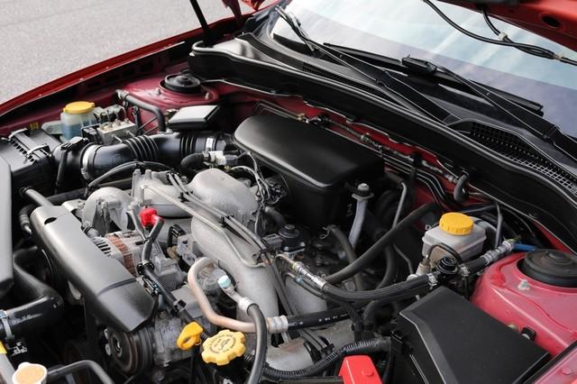 2009 Subaru Impreza i Mooresville, North Carolina 35