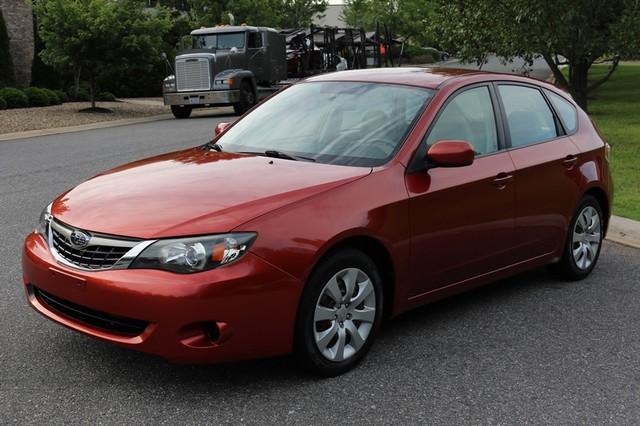 2009 Subaru Impreza i Mooresville, North Carolina 37