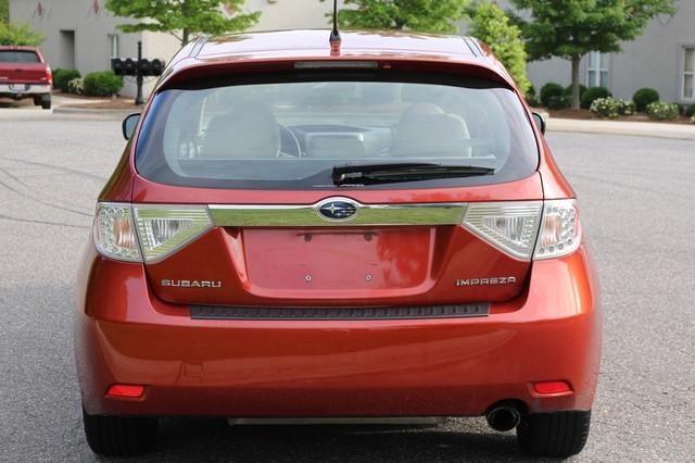 2009 Subaru Impreza i Mooresville, North Carolina 4