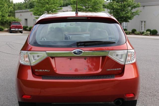 2009 Subaru Impreza i Mooresville, North Carolina 43