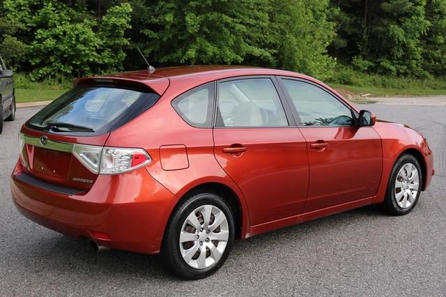 2009 Subaru Impreza i Mooresville, North Carolina 44
