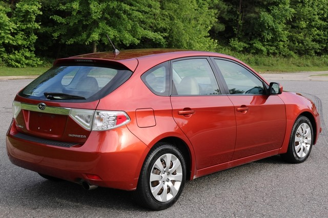 2009 Subaru Impreza i Mooresville, North Carolina 5