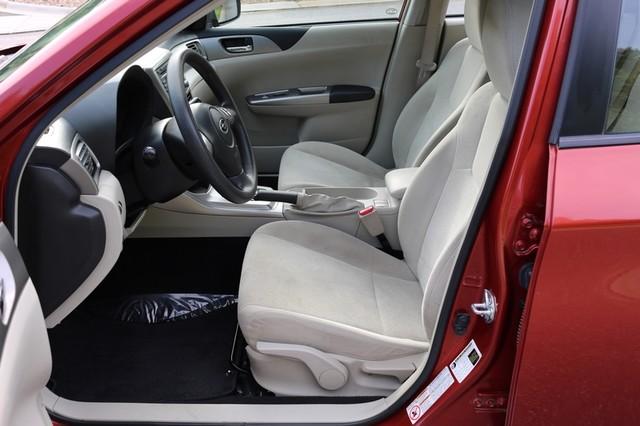 2009 Subaru Impreza i Mooresville, North Carolina 8