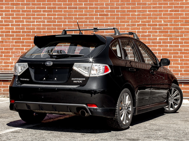 2009 Subaru Impreza WRX Burbank, CA 3