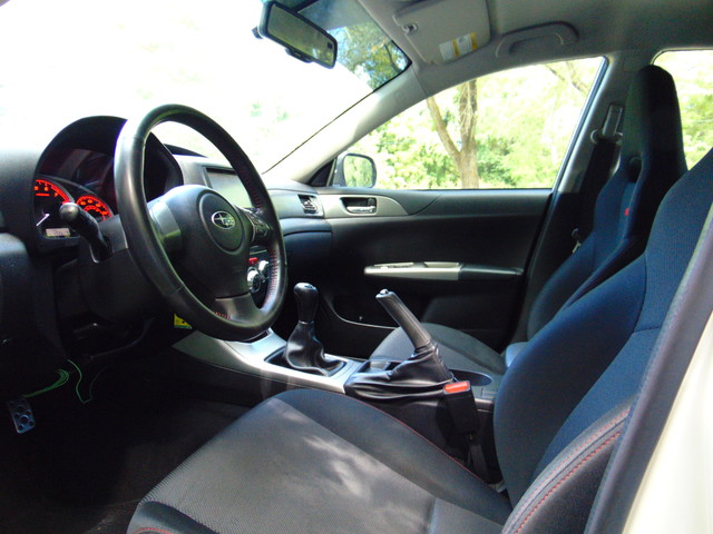 2009 Subaru Impreza WRX w/Premium Pkg Leesburg, Virginia 21