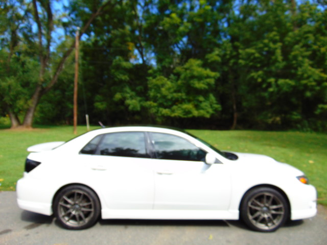 2009 Subaru Impreza WRX w/Premium Pkg Leesburg, Virginia 4