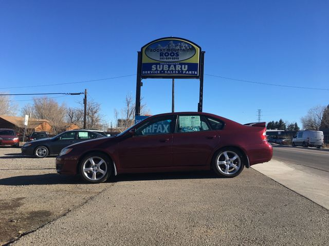 2009 Subaru Legacy Special Edition Manual = New TBelt & WPump Golden, Colorado 2