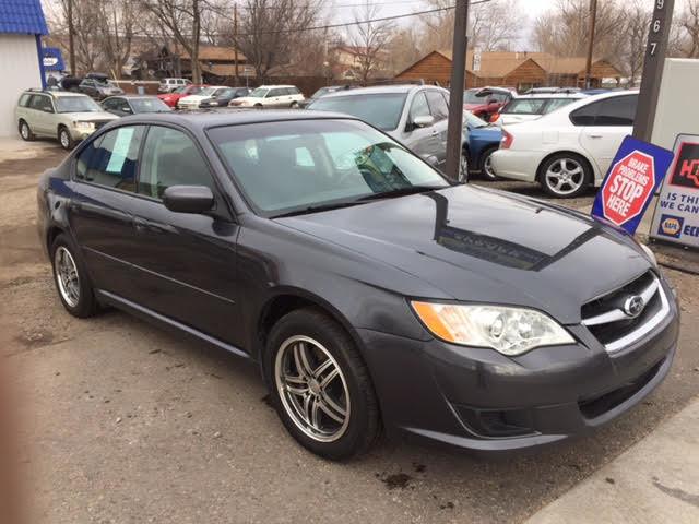 2009 Subaru Legacy Special Edition 5-Spd Manual = SHARP = New Head Gaskets Golden, Colorado 1