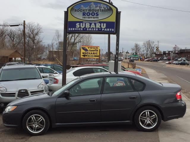 2009 Subaru Legacy Special Edition 5-Spd Manual = SHARP = New Head Gaskets Golden, Colorado 4