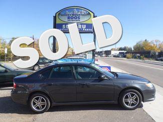 2009 Subaru Legacy Special Edition 5-Spd Manual = SHARP = New Head Gaskets Golden, Colorado