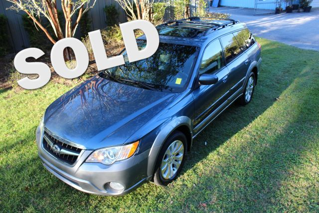 2009 Subaru Outback Limited | Charleston, SC | Charleston Auto Sales in Charleston SC
