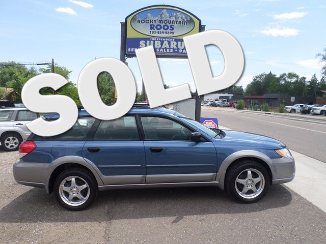 2009 Subaru-Low Miles Outback Special Edtn Golden, Colorado 0