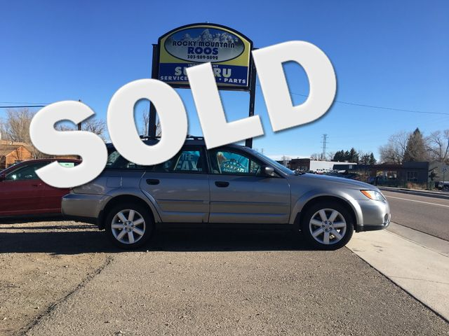 2009 Subaru Outback NEW PS PUMP AND RACK, SPARK PLUGS, FRONT BRAKES, CV AXLES Golden, Colorado 0