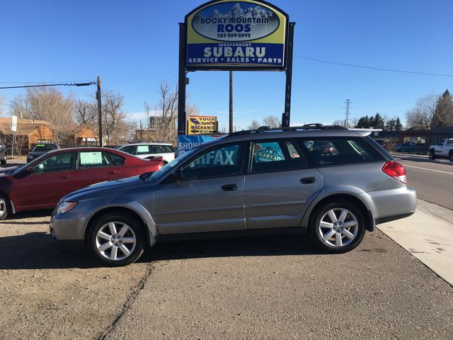 2009 Subaru Outback NEW PS PUMP AND RACK, SPARK PLUGS, FRONT BRAKES, CV AXLES Golden, Colorado 2