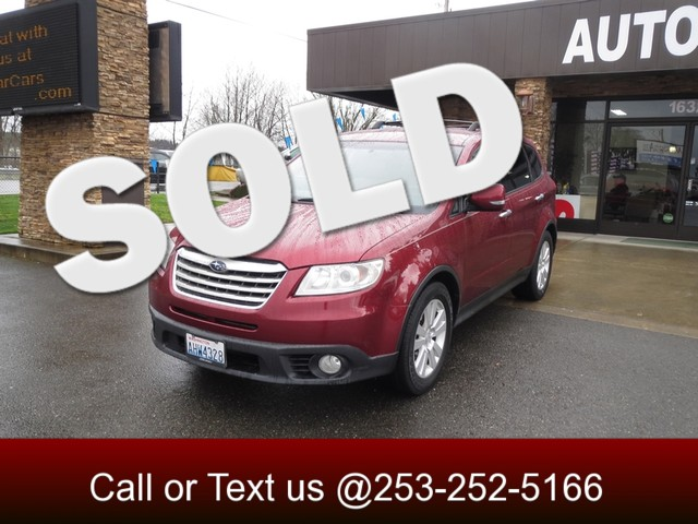 2009 Subaru Tribeca 7-Pass Ltd AWD The CARFAX Buy Back Guarantee that comes with this vehicle mean
