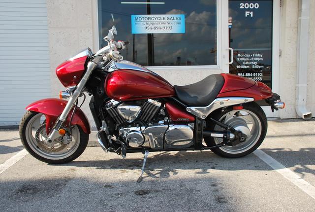 2009 Suzuki M90 BOULEVARD Dania Beach, Florida 6