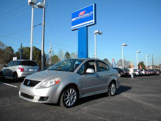 2009 Suzuki SX4 Man Sport FWD Dalton, Georgia 30721