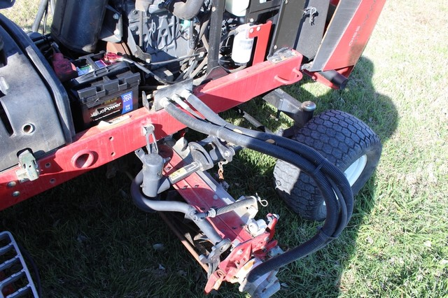 2009 Toro 5510 Fairway mower San Antonio, Texas 17