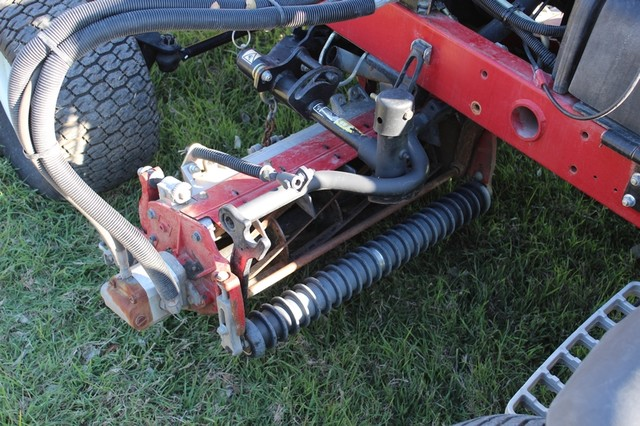 2009 Toro 5510 Fairway mower San Antonio, Texas 21