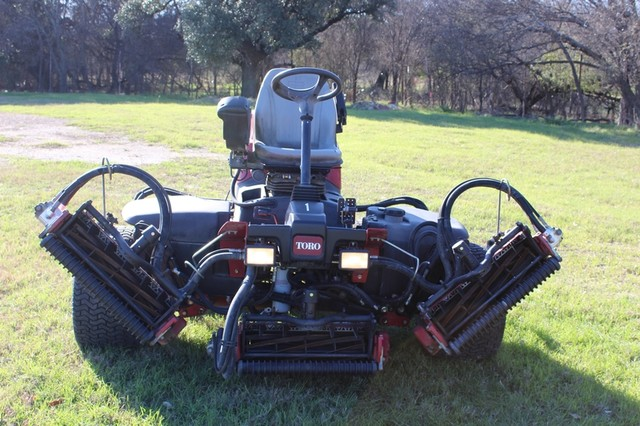 2009 Toro 5510 Fairway mower San Antonio, Texas 1