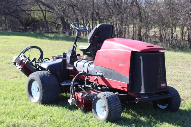 2009 Toro 5510 Fairway mower San Antonio, Texas 7