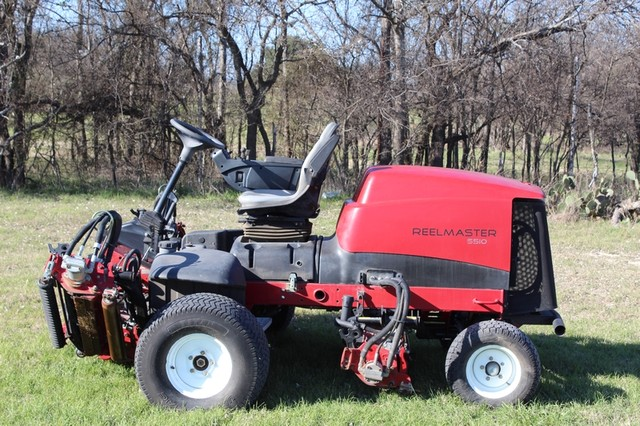 2009 Toro 5510 Fairway mower San Antonio, Texas 8