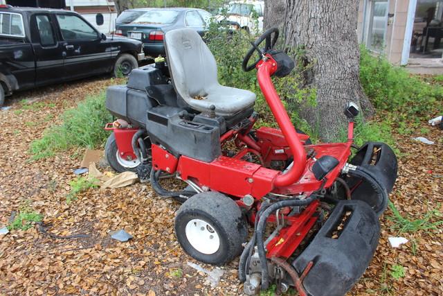 2009 Toro Greensmaster 3150Q Greens Mower San Antonio, Texas 0