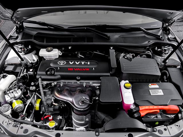 2009 Toyota Camry Hybrid Burbank, CA 24